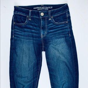 American Eagle Blue Jeans 💙